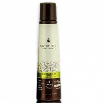 Macadamia Professional Weightless Moisture Shampoo nawilżający szampon do włosów 100ml