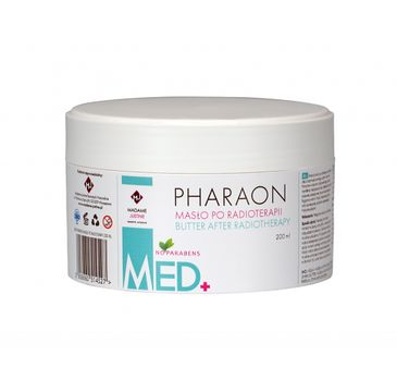 Madame Justine Med+ Pharaon Butter After Radiotherapy masło po radioterapii 200ml