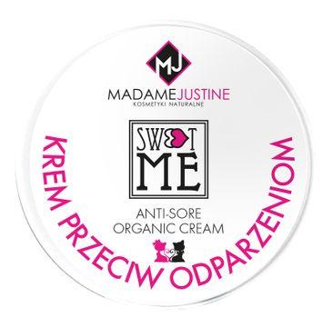 Madame Justine Sweet Me Anti-Sore Organic Cream krem przeciw odparzeniom 50ml