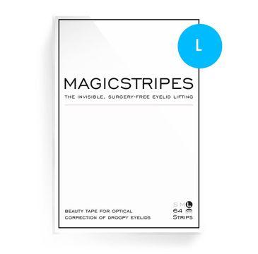 Magicstripes Niewidoczne paski liftingujące powieki L 64 paski