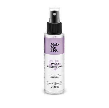 Make Me Bio Lavender Water woda lawendowa każdy rodzaj skóry 100ml