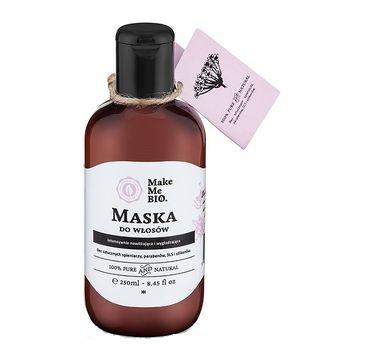Make Me Bio Maska do włosów intensywne nawilżenie i wygładzenie 250ml