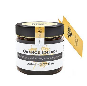 Make Me Bio Orange Energy krem nawilżający skóra normalna i wrażliwa 60ml