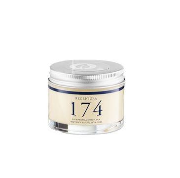 Make Me Bio Receptura 174 krem regenerujący do twarzy na noc dla wszystkich rodzajów cery 50ml
