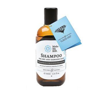 Make Me Bio Shampoo For Dry And Damaged Hair szampon wzmacniający do włosów suchych i zniszczonych 250ml