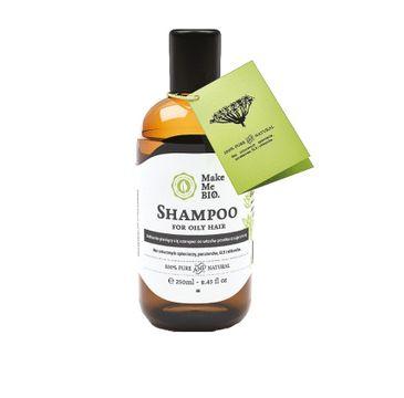Make Me Bio Shampoo For Oil Hair szampon oczyszczający do włosów przetłuszczających się 250ml