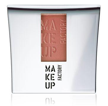 Make Up Factory Blusher róż do policzków 25 Sandy Brown 6g