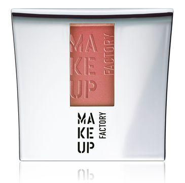 Make Up Factory Blusher róż do policzków 27 Coral Blush 6g