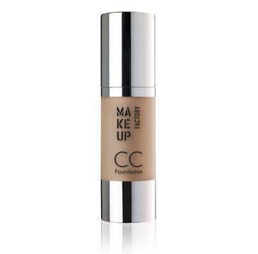 Make Up Factory CC Foundation Color Correcting podkład wielofunkcyjny SPF10 07 Sand 30ml