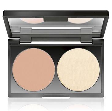 Make Up Factory Cover Up Concealer Set korektor z pudrem 06 2x3g