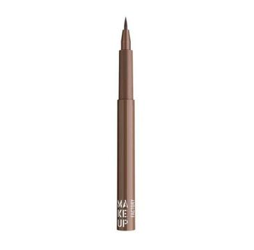 Make Up Factory Eye Brow Intensifier flamaster do brwi 5 Sahara Brown 1,1ml
