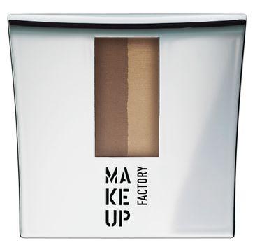 Make Up Factory Eye Brow Powder puder do brwi 4 Chocolate Brown 7,5g