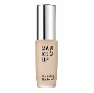 Make Up Factory Illuminating Skin Perfector rozświetlająca baza pod podkład 15ml