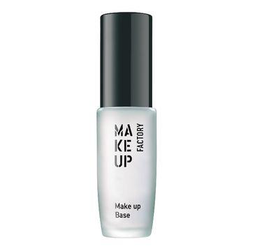 Make Up Factory Make Up Base Transparent matująca baza pod podkład 15ml
