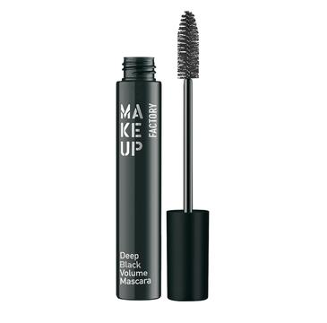 Make Up Factory Mascara Deep Black Volume tusz do rzęs 01 Deep Black 18ml