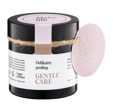 Make Me Bio – Gentle Care delikatny peeling do twarzy (60 ml)