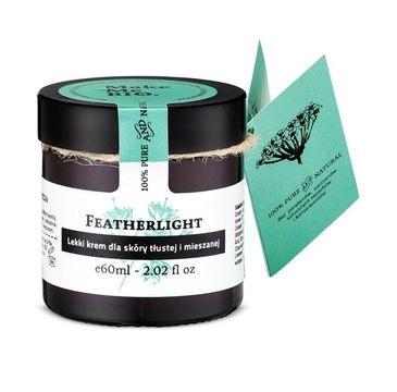 Make Me Bio – Featherlight krem do skóry tłustej i mieszanej (60 ml)