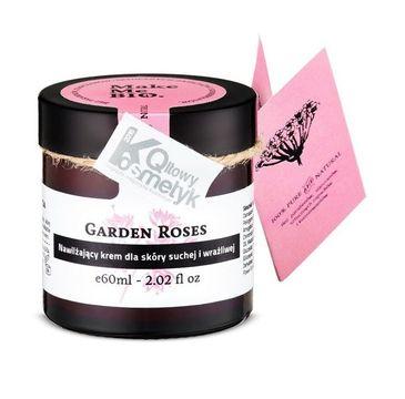 Make Me Bio – Garden Roses krem nawilżający do skóry suchej i wrażliwej (60 ml)