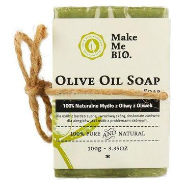 Make Me Bio – mydło naturalne 100% oliwa z oliwek (100 g)
