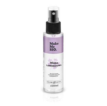 Make Me Bio – Violet Fields woda Lawendowa (100 ml)