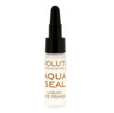 Makeup Revolution Aqua Seal Liquid Eye Primer – baza pod cienie (6 g)
