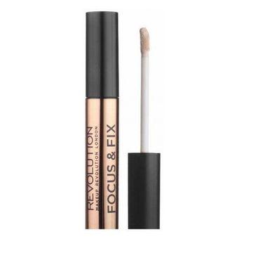 Makeup Revolution Focus&Fix Eye Primer – baza pod cienie do powiek (1 szt.)