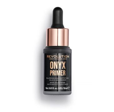 Makeup Revolution Onyx Primer – baza baza pod makijaż (1 szt.)