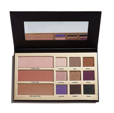 Makeup Revolution Beauty Legacy Palette by Maxineczka – zestaw cieni do powiek i konturowania twarzy (1 szt.)