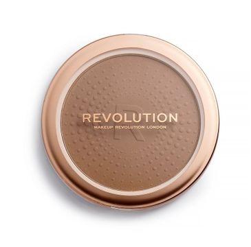 Makeup Revolution Mega Bronzer – bronzer do twarzy i ciała 02 Warm (15 g)