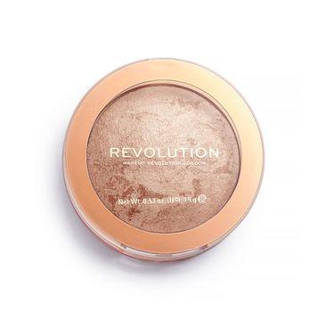 Makeup Revolution Reloaded – bronzer do twarzy Holiday Romance (15 g)