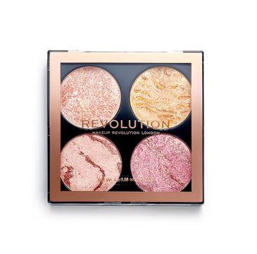 Makeup Revolution Cheek Kit Fresh Perspective – zestaw pudrów do konturowania (1 szt.)