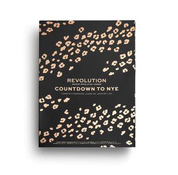 Makeup Revolution Countdown To NYE – kalendarz noworoczny z kosmetykami – zestaw prezentowy (1 szt.)
