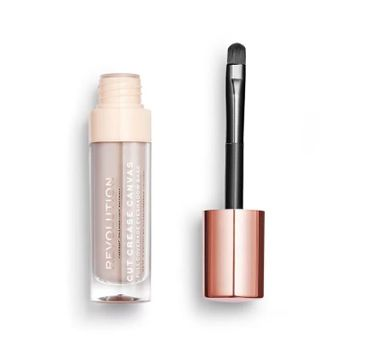 Makeup Revolution Cut Crease Canvas baza pod cienie do powiek Illustrate Fair (4,5 ml)