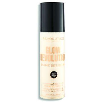 Makeup Revolution Eternal Gold (mgiełka utrwalająca makijaż 200 ml)