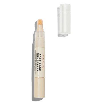 Makeup Revolution Fast Base Concealer – korektor pod oczy C1 (4.5 ml)