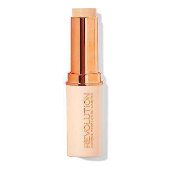 Makeup Revolution Fast Base Stick Foundation – podkład w sztyfcie F2 (1 szt.)