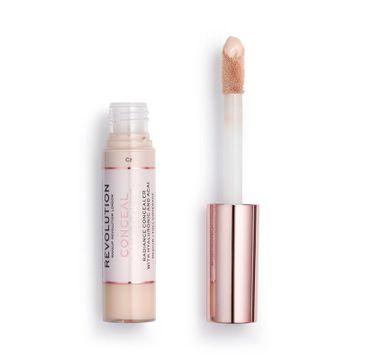 Makeup Revolution – Korektor nawilżający Conceal&Hydrate c2 (1 szt.)