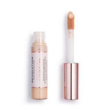 Makeup Revolution – Korektor nawilżający Conceal&Hydrate c5 (1 szt.)