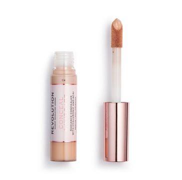Makeup Revolution – Korektor nawilżający Conceal&Hydrate c8 (1 szt.)