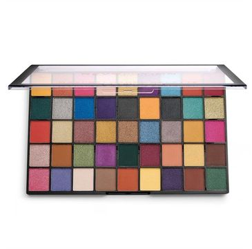 Makeup Revolution Maxi Reloaded Palette Dream Big (paleta cieni do powiek 1 szt.)