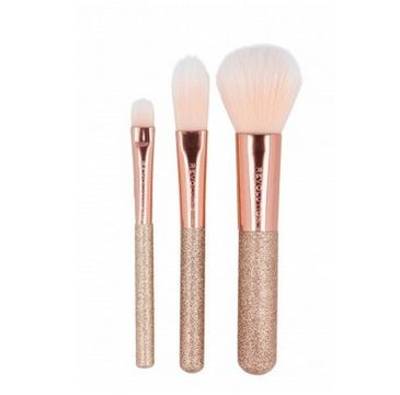 Makeup Revolution Mini Brush Set – zestaw prezentowy minipędzli do makijażu
