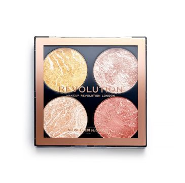 Makeup Revolution Cheek Kit Make It Count (zestaw bronzera i różu 1 szt.)