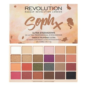 Makeup Revolution Soph X (paleta cieni do powiek 26,4 g)