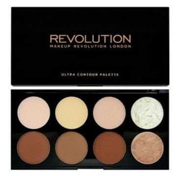 Makeup Revolution Ultra Contur Palette – paleta do konturowania twarzy (1 szt.)