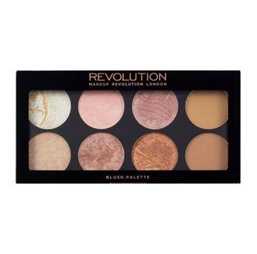 Makeup Revolution Ultra Blush Golden Sugar – paleta do konturowania twarzy (1 szt.)