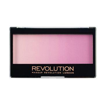 Makeup Revolution Peach Mood Lights – rozświetlacz z różem (12 g)