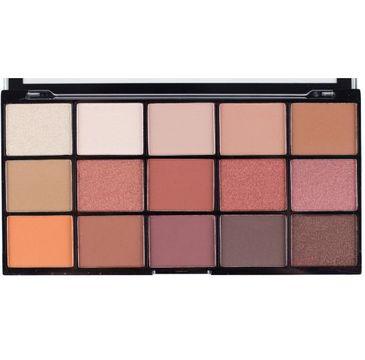 Makeup Revolution Re-loaded Iconic Fever (paleta cieni do powiek 16,5 g)