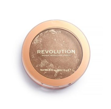 Makeup Revolution Reloaded – bronzer do twarzy Take&Vacation (15 g)