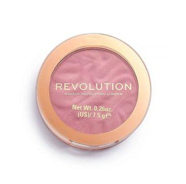 Makeup Revolution Blusher Reloaded – róż do policzków Violet Love (1 szt.)