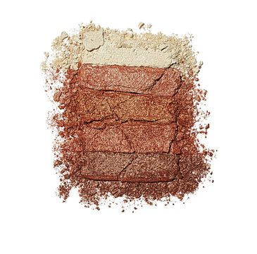 Makeup Revolution Shimmer Brick Palette - paleta rozświetlaczy (1 op.)